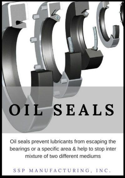 Oil Seals (2)