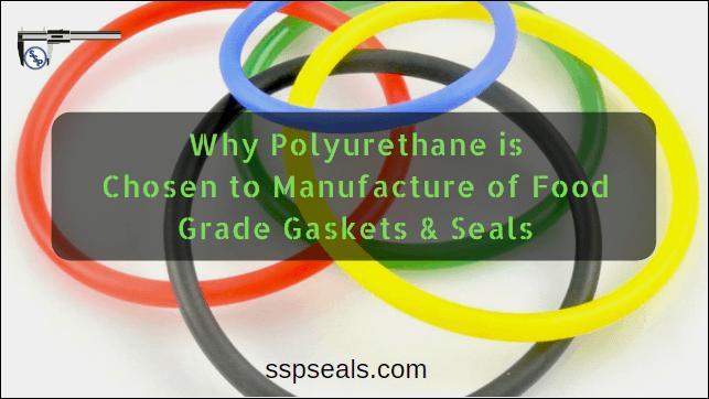 Polyurethane Food Grade Gaskets & Seals
