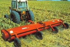 Seals for Agriculture Equipment Applications