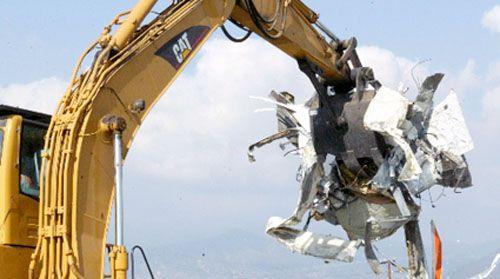 Demolition and scrap seals