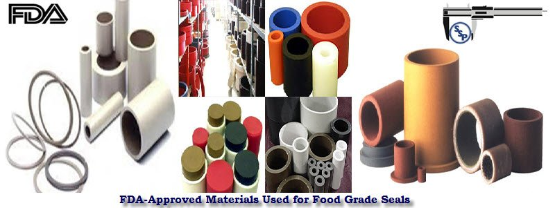 FDA-Approved Materials Used for Food Grade Seals