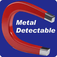 Metal & X-Ray Detectable Rubber