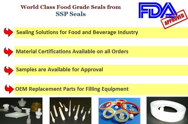 Food Grade Seals