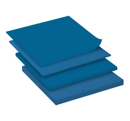 Metal and X-ray Detectable Sheets